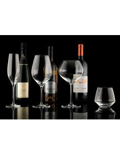 Vizio Bicchiere Acqua Cl.39 Trasparente - 6 Pz. - 6222.1 - IVV - Industria Vetraria Valdarnese - Bicchieri e Calici