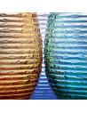 Multicolor Set 6 Bicchieri Acqua Colori Assortiti Scatola Regalo - 5652.1 - IVV - Industria Vetraria Valdarnese - Bicchier...