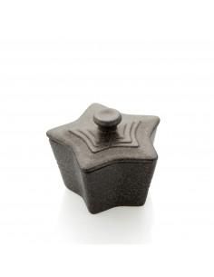 Cocotte Stella Aantiaderente Stoneware - 55810 - Brandani - Teglie e Pirofile