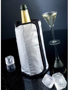 Rinfrescatore Bottiglia A Strappo Bicolore - 60496 - Brandani - Accessori Vino e Champagne