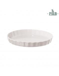 Teglia Crostata Arezzo Cm. 32 - P500451532 - La Porcellana Bianca - Teglie e Pirofile