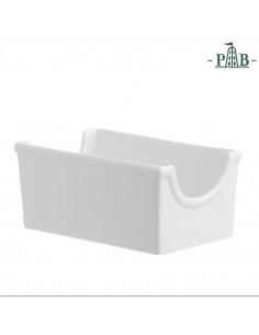 Portabustine Menage Cm. 11,5 - P001101382 - La Porcellana Bianca - Macchina per la pasta e Accessori