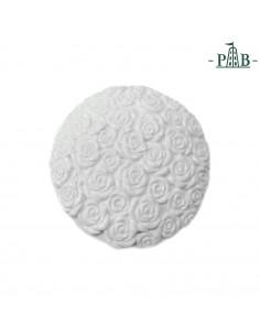 Umidificatore Roselline Leopoldina - P600100011 - La Porcellana Bianca - Oggettistica per Casa