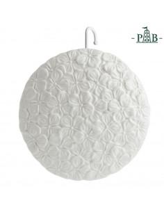 Umidificatore Ortensia Leopoldina - P600100006 - La Porcellana Bianca - Oggettistica per Casa