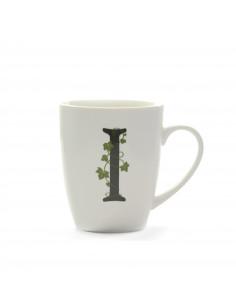 Mug Atupertu Lettera I - P00350149I - La Porcellana Bianca - Tazze Caffe, Te e Latte