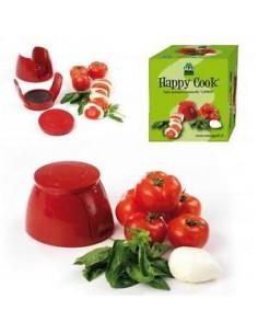 Taglia Pomodoro Mozzarelle Happy Cook - 11470 - Mai Uguali - Grattugie