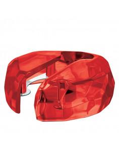 Taglia Capsule Cristalli Rosso - 20630065 - Guzzini - Accessori Vino e Champagne
