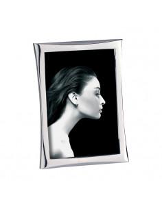 Portafoto In Metallo Lucido Cm. 20x25 - 2OA643 - Mascagni - Portafoto