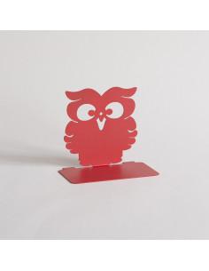 Porta Cellulare Gufo Rosso - 0VA11316C75 - Arti e Mestieri - Oggettistica per Casa