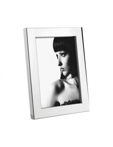 Portafoto In Metallo Lucido 13x18 A541
