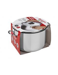 Scolaveloce Acciaio Inox Cm. 22 - L 5.5 Barazzoni - 42014802280 - Barazzoni - Pentole