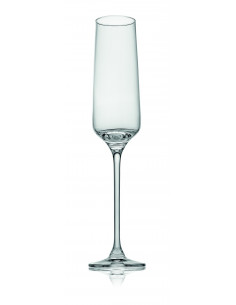 Set 2 Calici Flute-prosecco Tasting Hour Ivv Every Day - 7389.2 - IVV - Industria Vetraria Valdarnese - Bicchieri e Calici