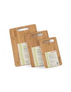 Tagliere Bamboo Medio Cm. 30 x 20 x 1.5 - 8015113020 - Barazzoni - Taglieri