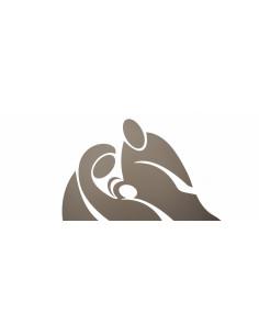 Quadro Nazareth Bianco Tortora Opaco Cm. 120x50 I Dettagli - QS50120NAZ - I Dettagli - Quadri