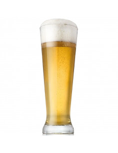 Beer Happy Set 2 Bicchiere Birra Chiara Cl. 50 Every Day - 8053.2 - IVV - Industria Vetraria Valdarnese - Bicchieri e Calici