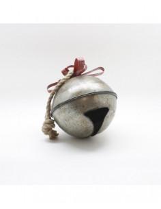 Sonagliotto In Metallo Natale - DM1024 - Stile Nordico - Natale Stile Nordico