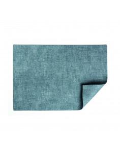 Fabric Tovaglietta Double Face Tiffany Colore Azzurro Mare - 22609181 - Guzzini - Tessile da Cucina
