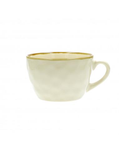 Concerto Avorio Tazza Colazione 420cc - R134000028 - Rose e Tulipani - Tazze Caffe, Te e Latte