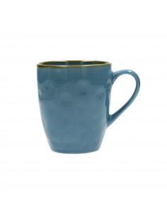 Concerto Blu Avio Mug 430cc - R134100149 - Rose e Tulipani - Tazze Caffe, Te e Latte