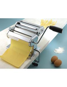 Macchina Pasta Con Maxi Rullo Di Cm 18 In Acciaio Inox - 58082 - Brandani - Macchina per la pasta e Accessori