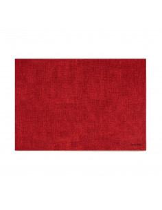 Fabric Tovaglietta Double Face Tiffany Colore Rosso - 22609155 - Guzzini - Tessile da Cucina