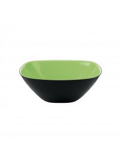 Insalatiera Bicolore Cm. 20 Verde/Nero Vintage Plus - 235520205 - Guzzini - Insalatiere e Ciotole