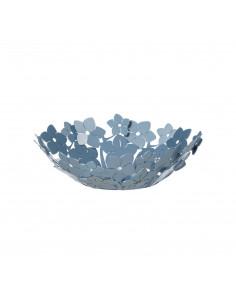 Centro Tavola Piccolo Floreale Fior Di Loto Azzurro - 0VA3332C160 - Arti e Mestieri - Centrotavola
