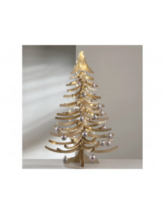 Abete In Legno - Mascagni - C878 - Mascagni - Natale Mascagni