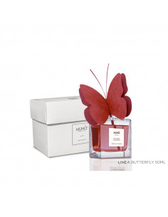 Profumatore D'ambiente Butterfly Diffuser Melograno 50ml - N01 - Muhà - Oggettistica per Casa