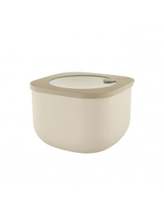 Store&more - Contenitore Ermetico Alto Per Frigo/ Freezer/ Microonde (L) Argilla Scuro - 17070579 - Guzzini - Insalatiere ...