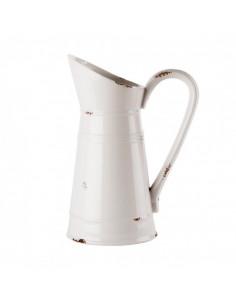 L' Oca Nera - Brocca In Ceramica Anticata 1M107