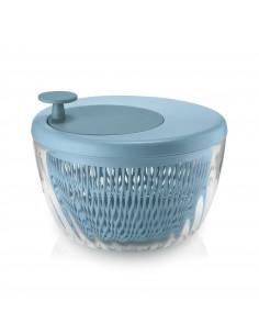 SPIN&STORE Centrifuga insalata con coperchio ø26 Azzurro Opaco