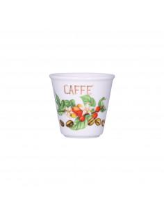 Liquorelli Set 6 Bicchierini Caffè Porcellana in Gift Box