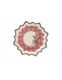 Vassoietto Stella Cantico Porcellana