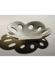 Centrotavola In Gres Porcellanato Caolino Lineasette