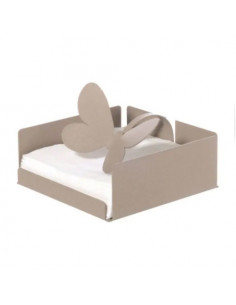 Porta Tovaglioli Butterfly Beige
