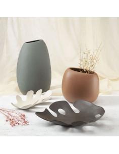 Vaso Piccolo HELLO Matisse Colore Ruggine In Gres Porcellanato Lineasette - 1pz