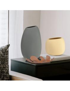 Vaso Grande HELLO Matisse Colore Lichene In Gres Porcellanato Lineasette - 1pz