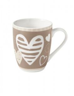 Mug Battibatticuore Set 2 Pz Porcellana
